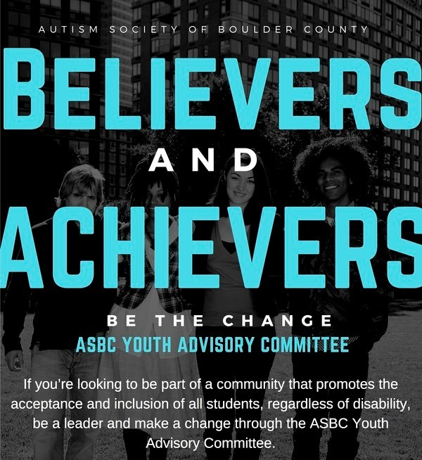 If you're looking to be part of a community that promotes the acceptance and inclusion of all students, be a leader and make a change through the ASBC Youth Advisory Committee